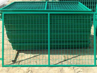 框架护栏网