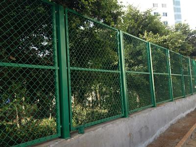 勾花球场护栏网