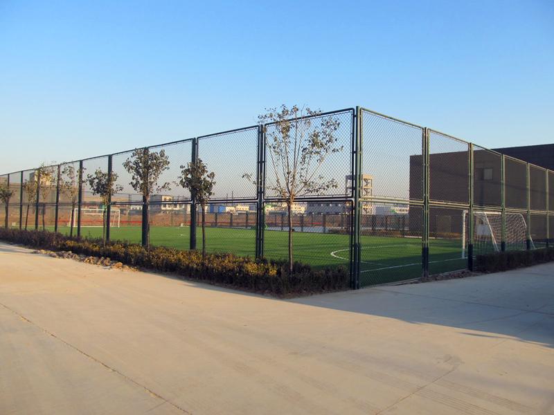 体育场围网工程案例