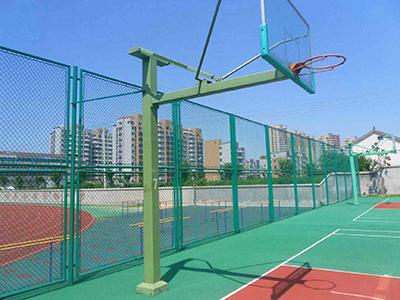 学校操场围网