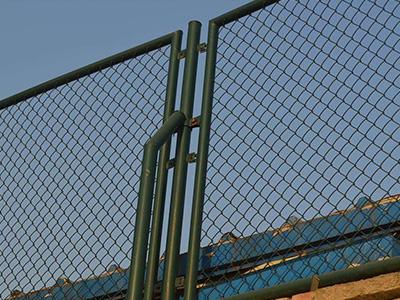 压条式球场围网